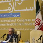 سخنرانی دکتر درخشان در مراسم افتتاحیه پنجمین کنگره بینالمللی علوم انسانی اسلامی